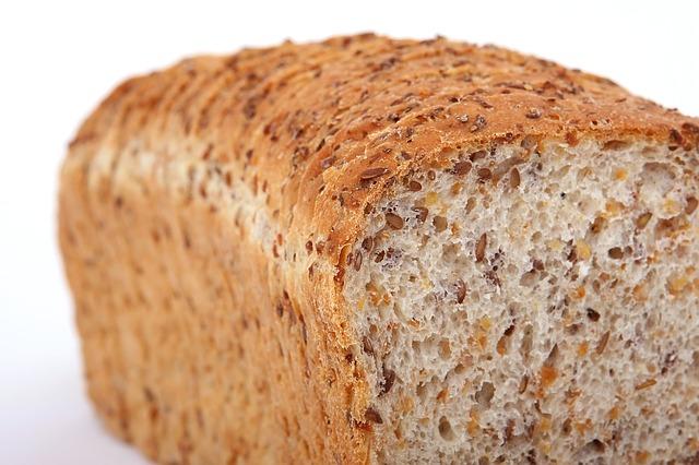 celozrný chléb