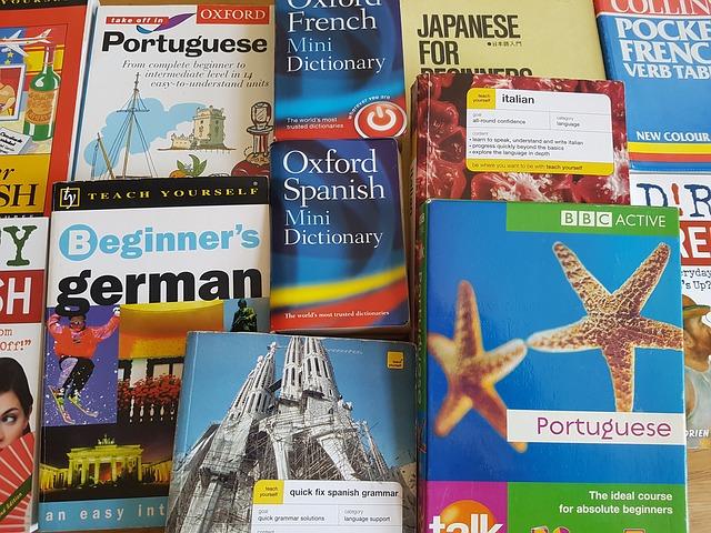 učebnice jazyků