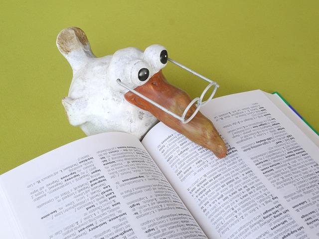 pták u slovníku