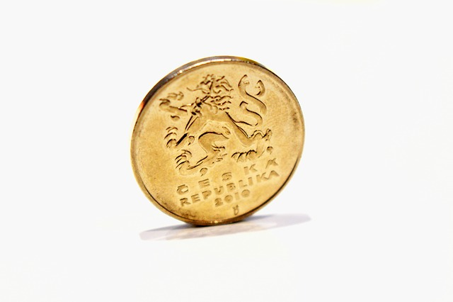 česká mince