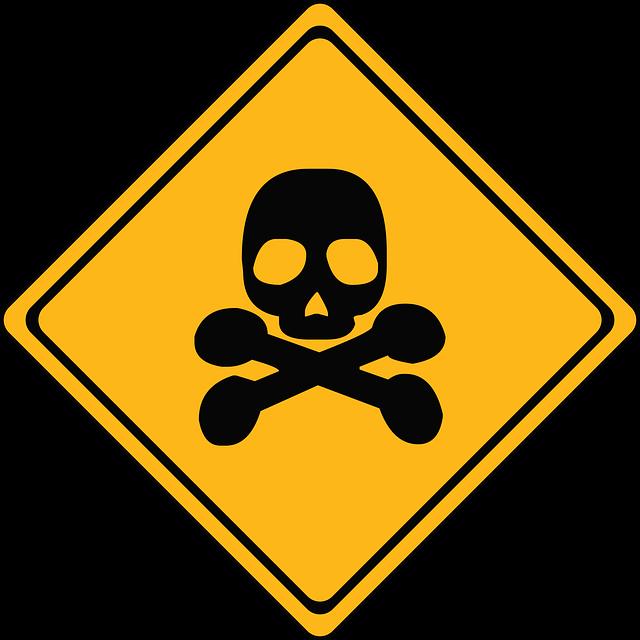 značka nebezpečí