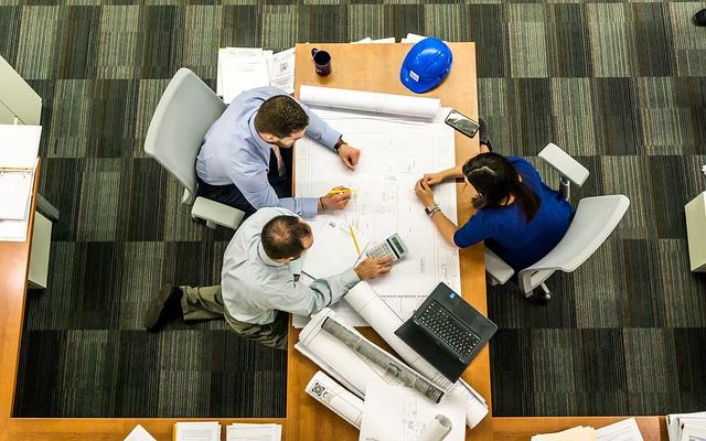 schůzka architektů
