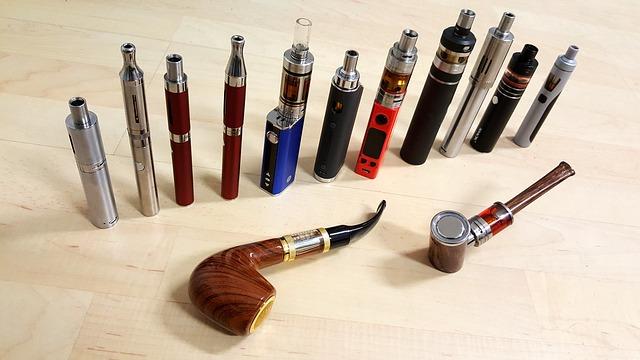 e-cigareta kolekce