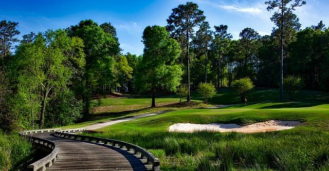 golfové hřiště