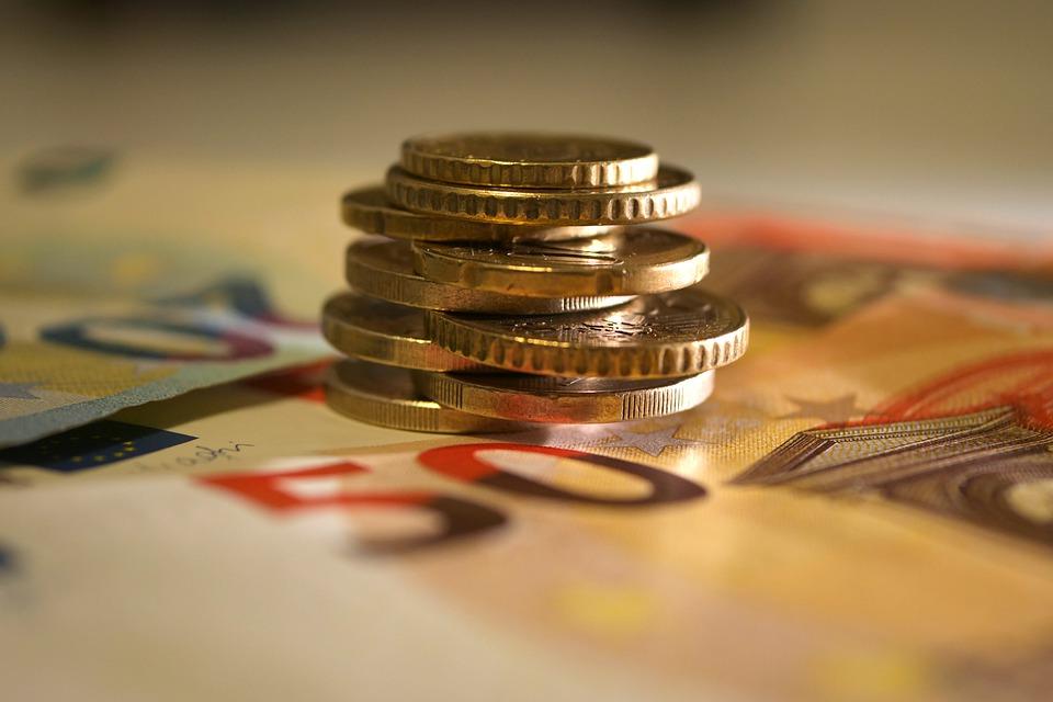 peníze EU