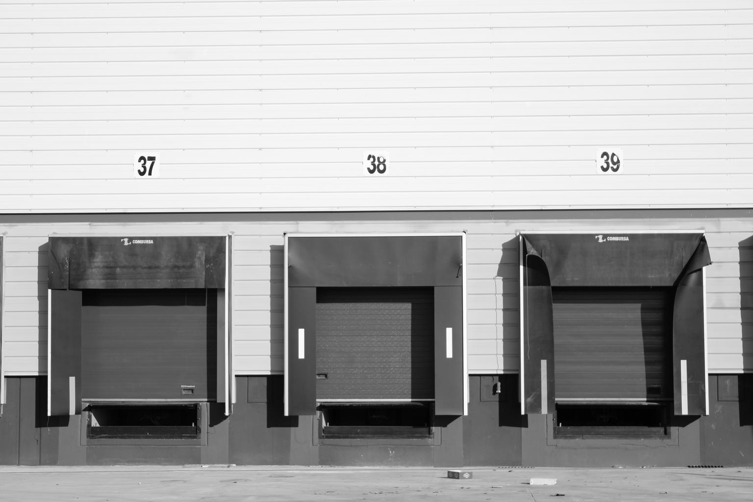 vrata skladiště